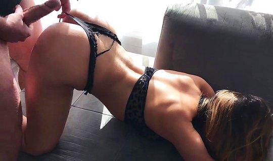 Gurbetçi Türk Takipçimiz Aleyna'nın Amatör Pornosu