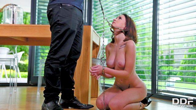 Kira Borcunu Köle Olup Anal Seksle Ödedi