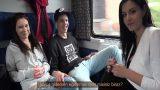 Trende Parayla Eş Değiştiren Rus Amatör Gençler