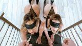 Milf Kadınlar Zincirli Köle Sikişini Deneyimledi