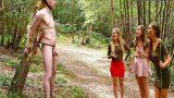Psikopat Üniversiteliler Ağaca Bağlayarak Tecavüz Etti