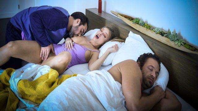 Arkadaşının Karısını Uykudayken Siken Irz Düşmanı