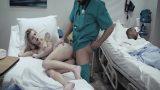 Refakatçi Kocası Gelmeden Yaralı Hastayı Siken Doktor