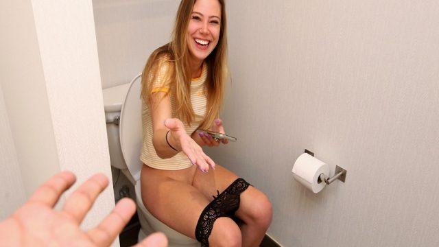 Kuzenini Tuvalette Şakalayıp Yatağında Pompaladı