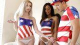 Bağımsızlık Kutlamasına Hazırlanan Arkadaşlar Seks Özgürlüğü İlan Etti