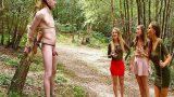 Ağaca Bağladıkları Gence Sasko Çekerek Tecavüz Eden Kızlar