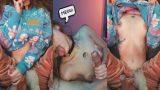 Sabah Uyandığında Pijamasını Sıyırıp Amına Sokturan Minyon Liseli