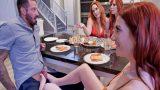 Arkadaşlarının Nişanlısıyla Cilveleşmesine Ortak Olan Üçlü Kadınlar