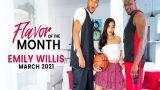 Abisinin Basketçi Zenci Arkadaşlarından Smaç Öğrenen Liseli